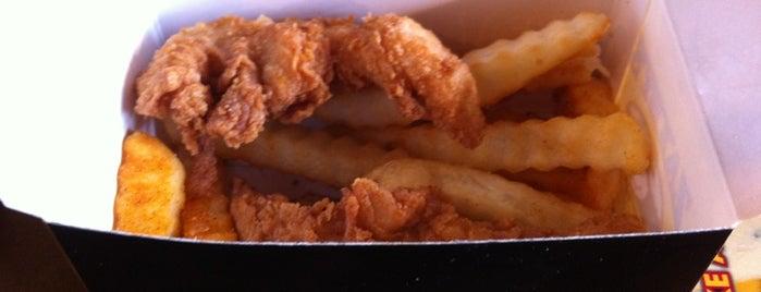 Zaxby's Chicken Fingers & Buffalo Wings is one of JAX , FL.