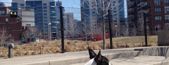 Mary Bartelme Dog Park is one of The 15 Best Dog Runs in Chicago.