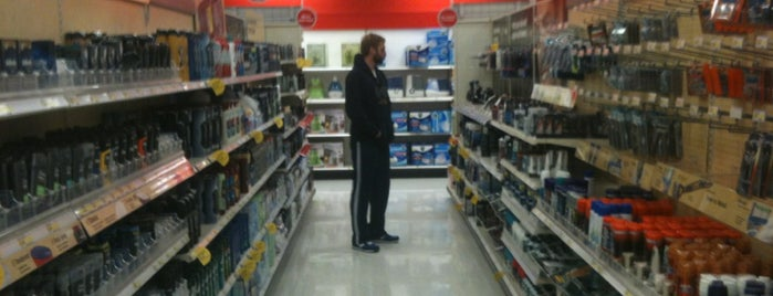 Target is one of Where we shop.