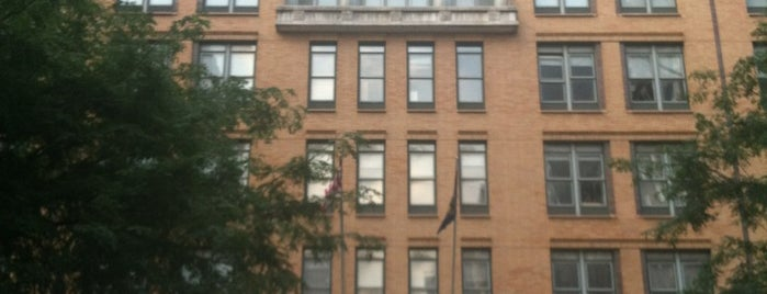 Stuyvesant High School is one of NYC Percent for Art.
