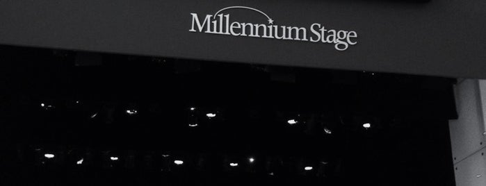 Kennedy Center Millennium Stage is one of The 15 Best Places for a Jazz Music in Washington.
