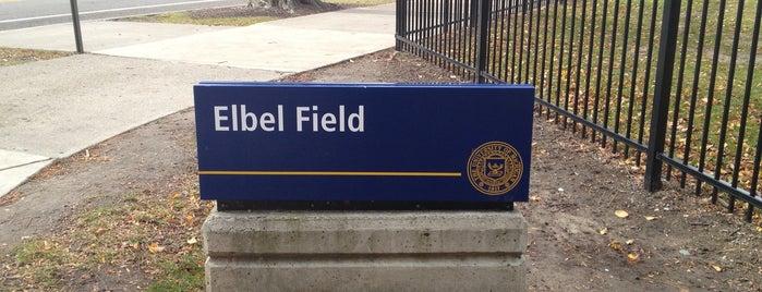 Elbel Field is one of Ann Arbor bucket list.