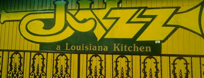 Jazz, A Louisiana Kitchen is one of Places to Try.