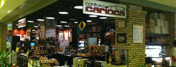 Confraria Carioca is one of Almoço e Happy Hour no Rio de Janeiro.