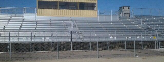 Pioneer Stadium is one of DailyCheckinMayor.