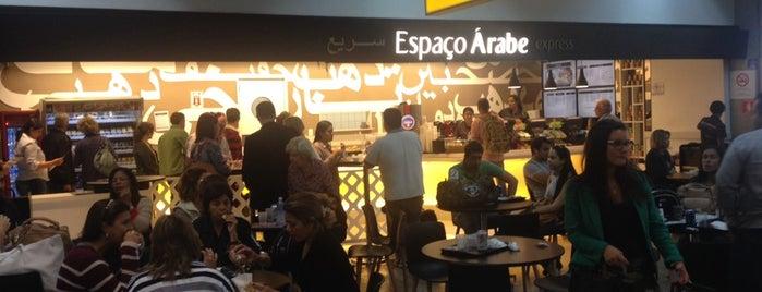 Espaço Árabe Express is one of Aeroporto de Guarulhos (GRU Airport).