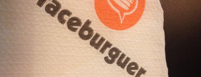 Faceburguer is one of Comida & Diversão RJ.