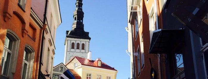 Tallinn is one of World Capitals.