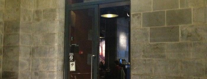 Starbucks is one of Antwerpen.