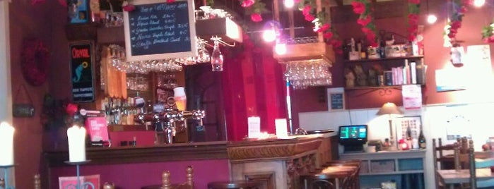 Café Rose Red is one of Brussels & Belgium.