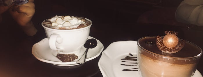 Café Lilou - RUW Campus is one of Bahrain Best Restaurants & Cafes.