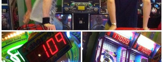 Putt-Putt Fun Center is one of Arcades.