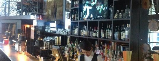 Berëzka Bar is one of Куда податься в Нижнем.