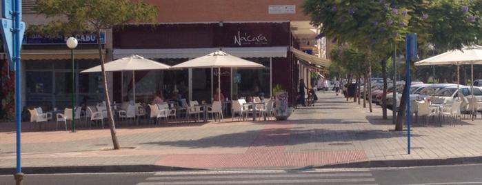 Nácara Café Lounge is one of Mis mejores lugares.