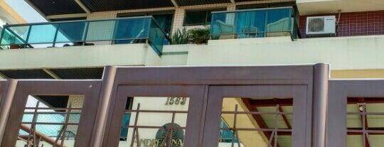 Edifício Andrea Nasser is one of Lugares onde vou.