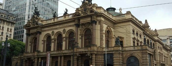 Theatro Municipal de São Paulo is one of #IHeartSãoPaulo.