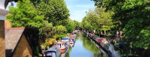 Little Venice is one of London.