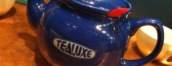 Tealuxe is one of Boston Vegan.