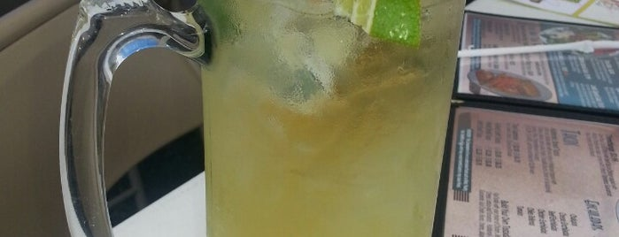 Dos Margaritas - Hickory Flat is one of The Regulars.