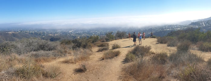 Temescal Ridge Trail is one of SoCal Shops, Art, Attractions.