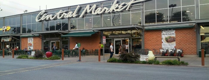 Central Market is one of Stores that carry our chocolate sauces!.