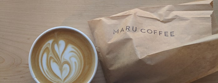 Maru Coffee is one of To drink California.