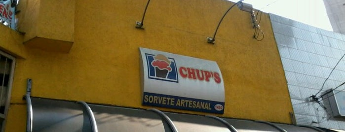 Sorveteria Artesanal Chup's is one of Todo dia?.