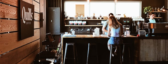 Quills Coffee is one of The 9 Best Coffee Shops in Indianapolis.