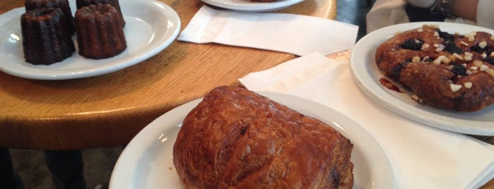 Ken's Artisan Bakery is one of America's Best Croissants.