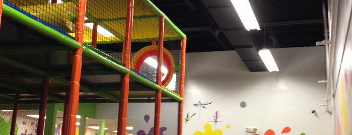 Chibis Indoor Playground is one of Fun and Entertainment.