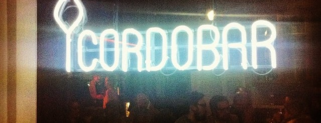 Cordobar is one of Fav Eats, Drinks & More: Berlin.