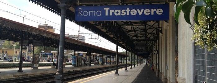 Stazione Roma Trastevere is one of I consigli pratici.