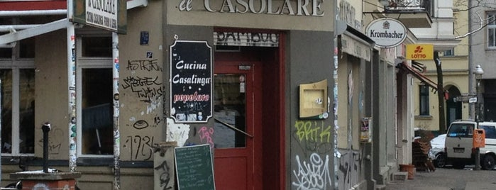 Il Casolare is one of Berlin Tasty Food.