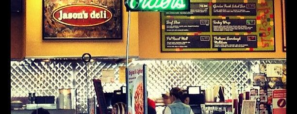Jason's Deli is one of Dine 909 favorites.
