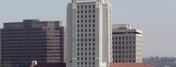 Los Angeles City Hall is one of USA Trip 2013 - The West.