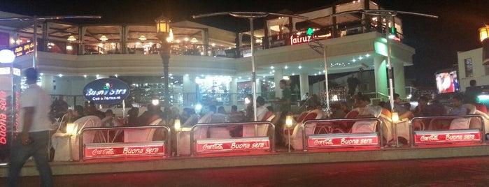 Buona Sera Cafe & Restaurant is one of Sharm Alshake.