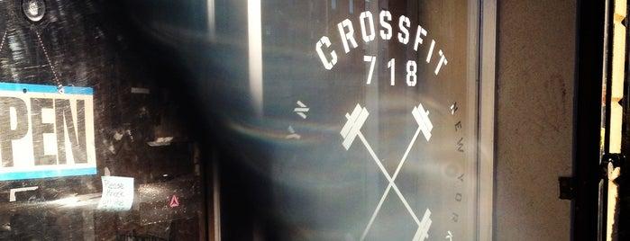 Crossfit 718 is one of Mancel's Favorites.
