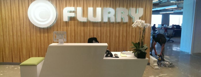 Flurry is one of Tech Companies in San Francisco.