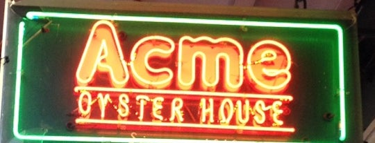 Acme Oyster House is one of New Orleans Trip.