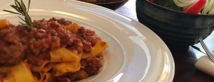 La Cucina Caldesi is one of giove.