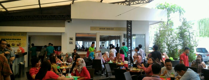 Ayam Bakar Khas Solo - Megaria is one of Guide to Jakarta Pusat's best spots.