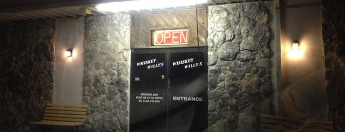 Whiskey Willy's is one of Creative Innovations Cause Related Advertising.