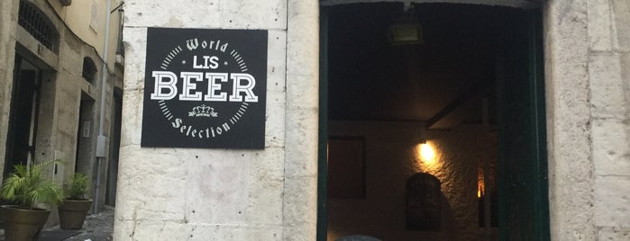 LisBeer is one of The 15 Best Cozy Places in Lisbon.