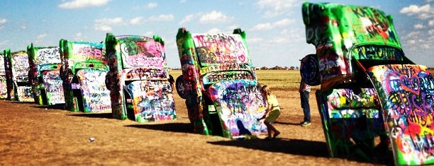 Cadillac Ranch is one of To Remember.