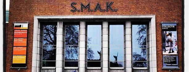 S.M.A.K. | Stedelijk Museum voor Actuele Kunst is one of Gent // Brussel // Antwerpen.
