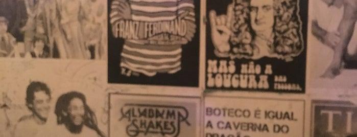 Bar do Baixo is one of Henri's TOP Bars!.