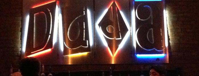 Club Dada is one of Venues.