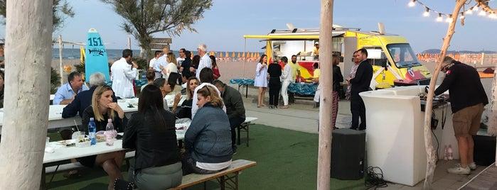 Spiaggia 151 - H2O Sports is one of RICCIONE i 20 posti migliori...!.