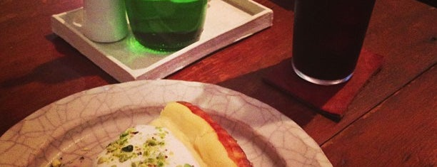 aoiku_cafe is one of 行きたい(飲食店).