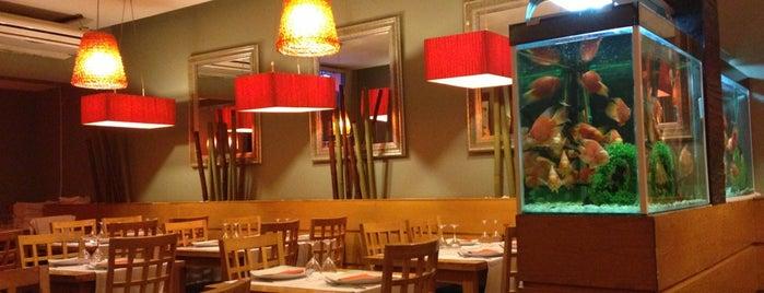 Jardin Bamboo is one of Restaurants que m'agraden.